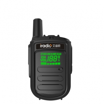 mini digital portable radio tier 1 & tier 2 walkie talkie